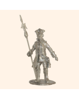 D 05c NCO Standing with Halberd 30mm Willie Foot Kit