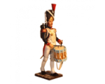 NF1004-01 Drummer Year 1810 Painted