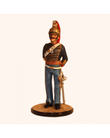 Sqn80 073 Officer Madras Horse Artillery 1857 Painted