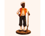 Sqn80 007 Private West Indian Regiment 1809 Painted