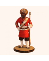 Sqn80 091 Drum Major 45th. Rattray's Sikhs 1890 Painted