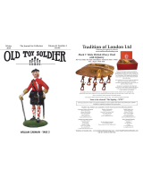 Old Toy Soldier Magazine 2018 Volume 41 Number 4 William Carman - Take 2