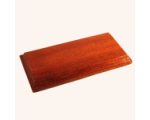 B-022 Wooden Base/ Plinth 12,0 x 6,0cm