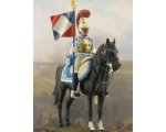 NF6103 Standard-Bearer 1810-1812 Painted
