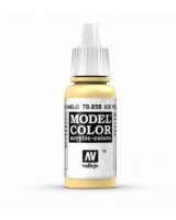 AV Vallejo Model Color VAL858 - Ice Yellow - Paint