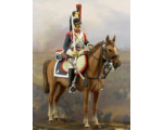 NF6006-01 Trooper 1 Regiment  1810-1812 Painted