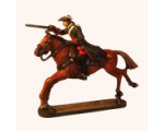 RC 001 Dragoon Mounted with Drawn Sword Holger Eriksson 30mm HM Kit