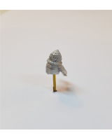 No.215 Head, John De Vere Earl of Oxford - Kit, unpainted Scale 1:32/ 54mm
