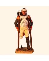 ToL 055 – French Grenadier Imperial Garde 1812 – Size 110mm Unpainted