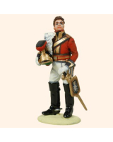 T54 589 Officer in full Dress Life Guards 1815 Kit