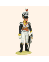 T54 595 Officer 12th Light Dragoons Kit