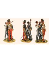 ToL80 04 The Gallant six Hundred The Return the charge of the Light Brigade Painted