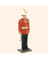 530 Toy Soldiers Set The port sergeant Painted
