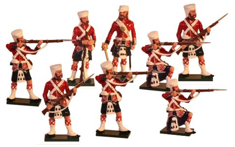 42nd Highland regiment The Black Watch