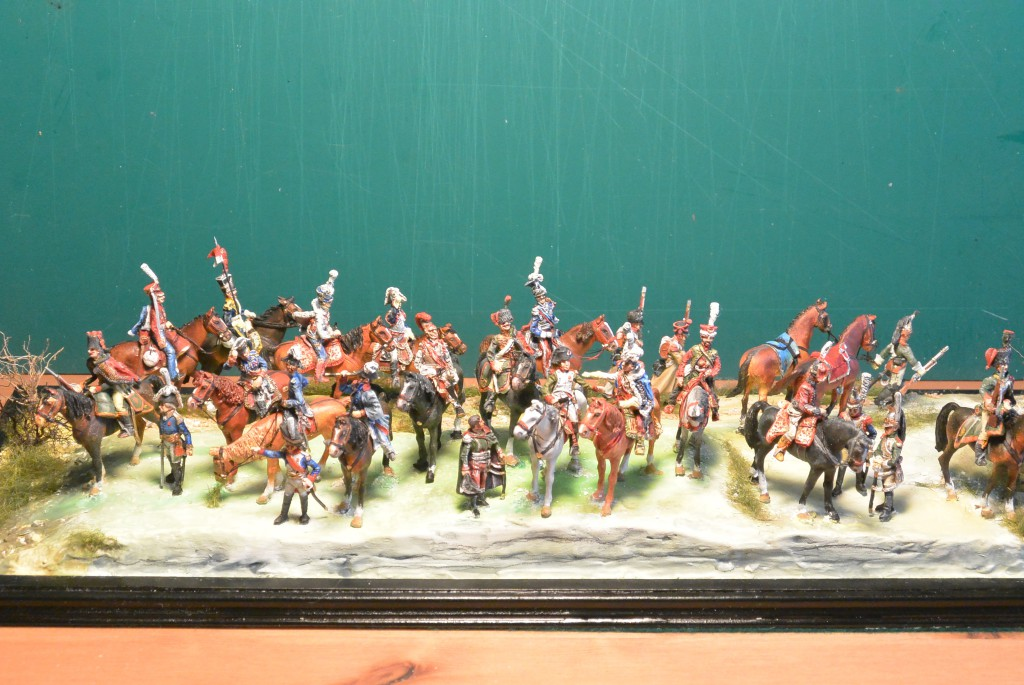 30mm Tradition War Game Figures By John Hoffman