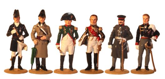 The Battle of Waterloo 1815 - The Napoleonic War - 2015 Christmas set