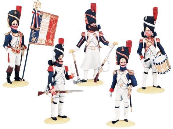 Garde Grenadiers Full Dress 1804-1815