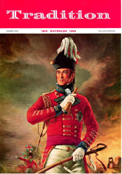No 09 Tradition Magazine Waterloo 1815