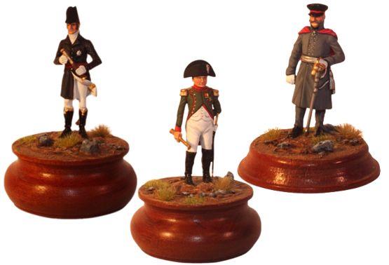 Napoleonic War Napoleon, Wellinton and Blucher