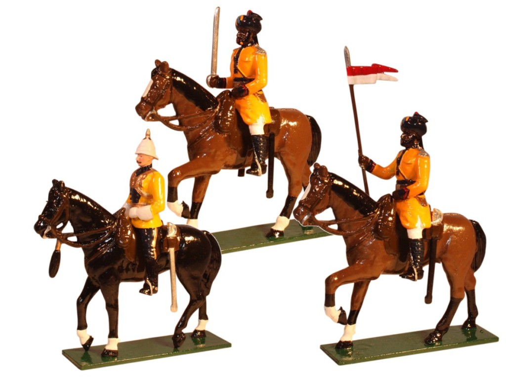Skinners Horse 1901 - Indian Army 1901