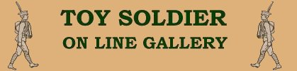 Toy soldier on line gallery