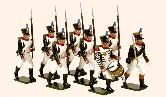 Tradition of London Toy Soldiers and Model Figures Online Store Line