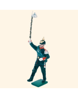 0056 1 Toy Soldier Drum Major Marching Kit