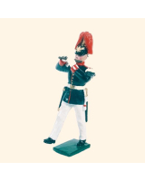 0057 2 Toy Soldier Fifer Marching Kit