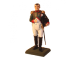 NF0003 Napoleon in Chasseur-Cheval regiment uniform Painted