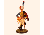 Sqn80 078 Trumpeter Chasseurs A Cheval circa 1810 Painted