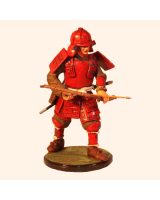 Sqn80 083 Japanese Samurai Warrior Kit