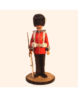 Sqn80 117 Corporal Grenadier Guards guard order circa 1938 Painted