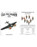 Old Toy Soldier Magazine 2017 Volume 41 Number 2 Britains Beaufighter