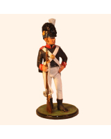Sqn80 047 Private 5th loyal London Volounteers 1804 Painted
