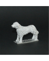 No.102 Dog - Kit, unpainted Scale 1:32/ 54mm