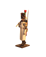 NF1107 Sapper Year 1810 Painted