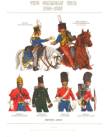 Plate No.060 The Crimean War 1854-1856 Lord Cardigan