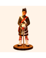 Sqn80 111 Officer Queen's Own Highlander 1983 No. 1 Dress Kit