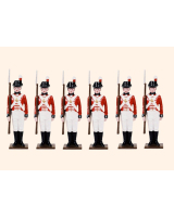 0099 Toy Soldiers Set The Royal Marines Painted
