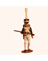 NF 02F Fusilier Line Infantry Full Dress, 1807-1812 Painted