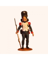 NF 04E Grenadier French Garde Grenadiers Campaign Dress 1804-1815 Painted