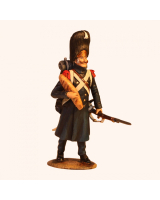 NF 04G Grenadier Greatcoat French Garde Grenadiers Campaign Dress 1804-1815 Painted