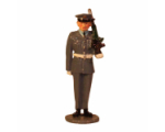 RPWM-03 RAF at attention with SA80 rifle Painted