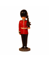 RPWM-12 Grenadier Guard at attention with SA80 rifle Painted