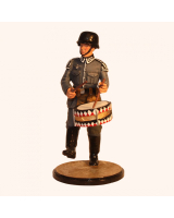 Sqn80 093 Drummer Wehrmacht Infantry c.1942 Painted