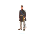 Plate ToL No.020 Fanteria Di Linea Line Infantry Corporal marching order 1864