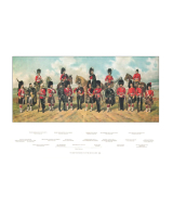 Plate ToL No.008 The Scottish Regiments of the British Army , 1895