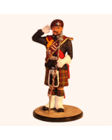 Sqn80 079 Drum Major The 5th Scottish Parachute Battalion Kit