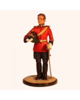 Sqn80 121 Officer Royal Engineers c.1890 Painted