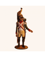 NF 08C Dragoon French Line Dragoons 1804-1812 Painted
